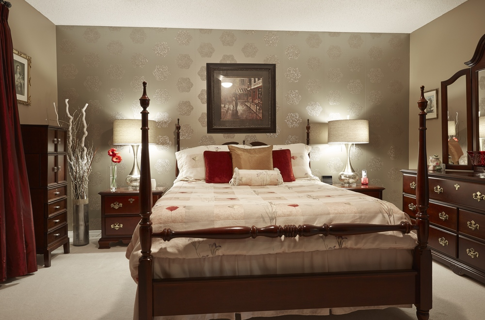 Interior Design Calgary, Home Decor & House Plans | JJ Bedroom After 1 | Dutch Touch Interiors