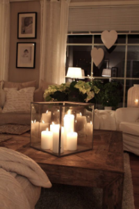 Interior Design Calgary, Home Decor & House Plans | Candles in Living Room | Dutch Touch Interiors