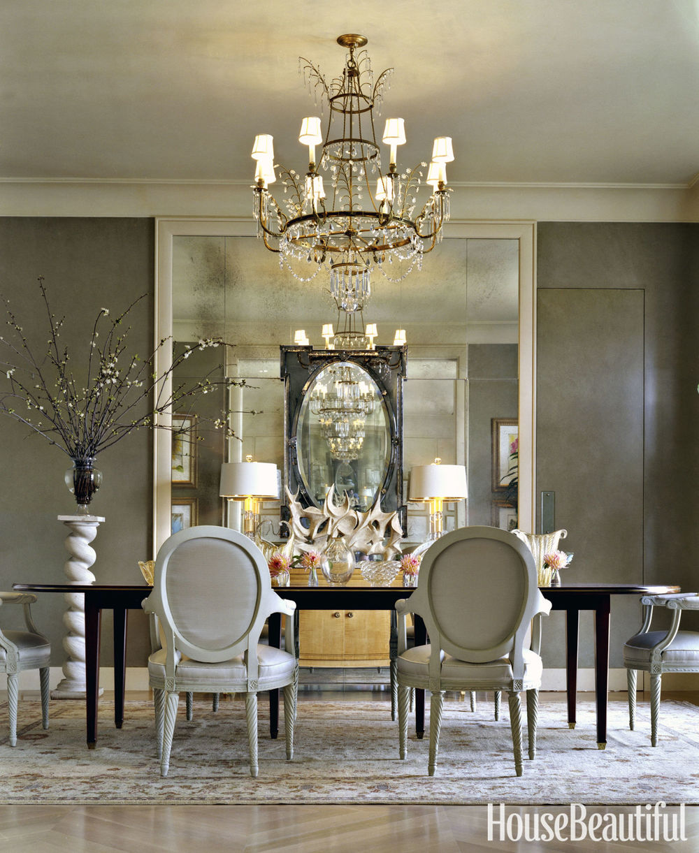 Interior Design Calgary, Home Decor & House Plans | Dining Room Mirrors | Dutch Touch Interiors