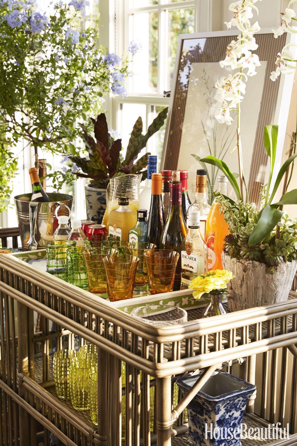 Interior Design Calgary, Home Decor & House Plans | Bar Cart | Dutch Touch Interiors