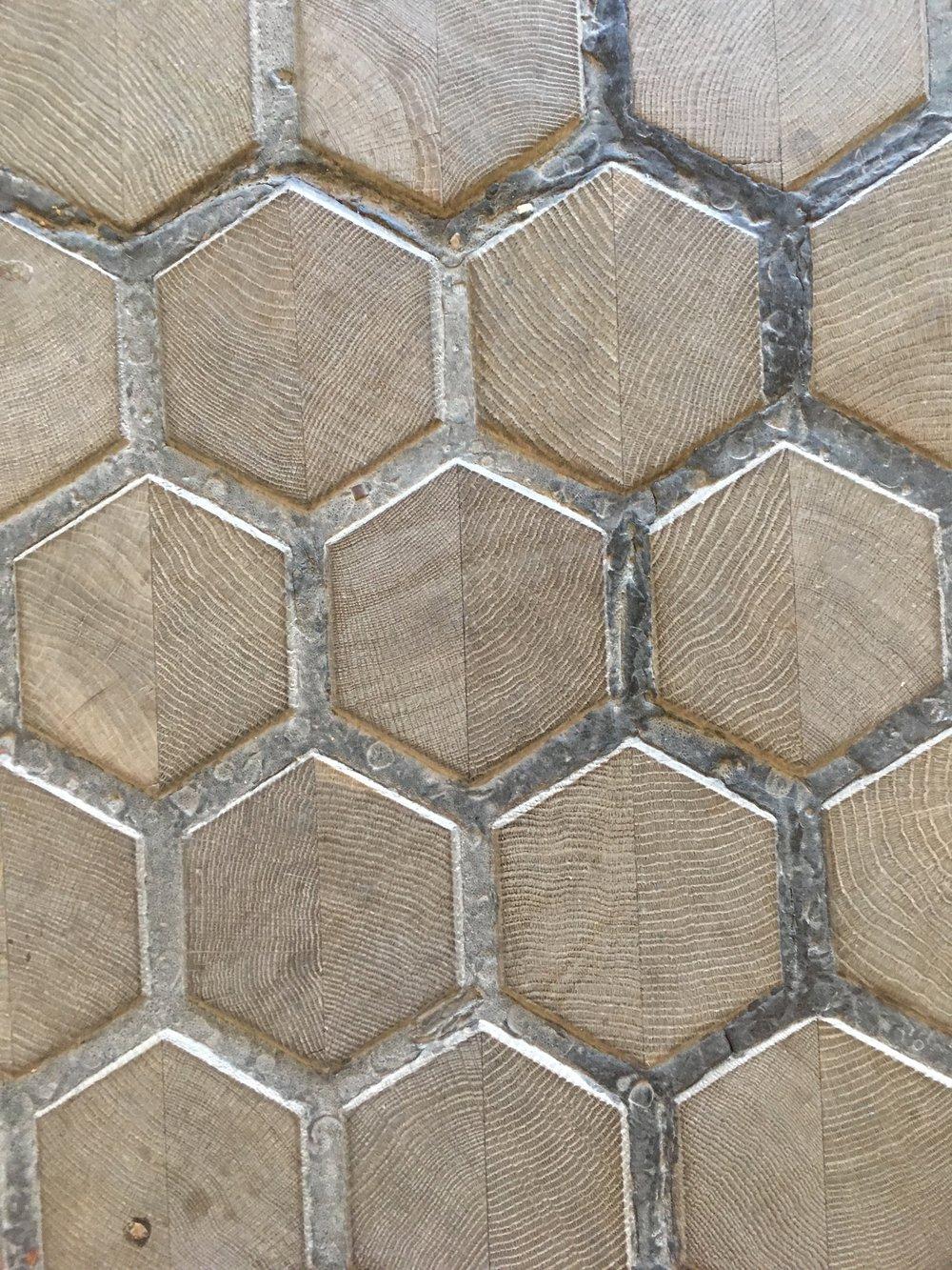 Interior Design Calgary, Home Decor & House Plans | Wood Hex Tile Schönbrunn Palace Vienna | Dutch Touch Interiors