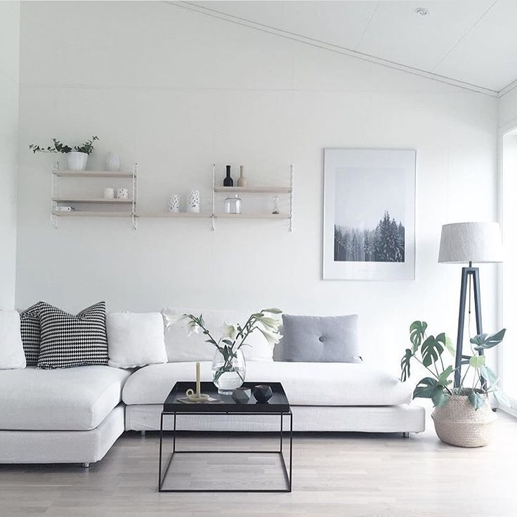 White Living | Interior Design Calgary, Virtual Interior Design | Dutch Touch Interiors
