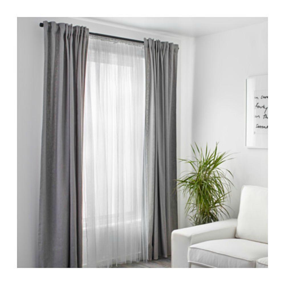 Layered Drapery | Interior Design Calgary, Edesign & Virtual Interior Design | Dutch Touch Interiors