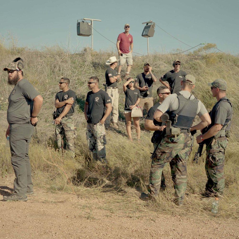 Texas Firearms Festival. Liberty Hill, Texas. October 16, 2016