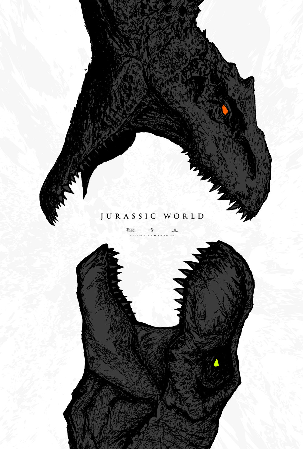 Jurassic World (1/3) [Alternate]