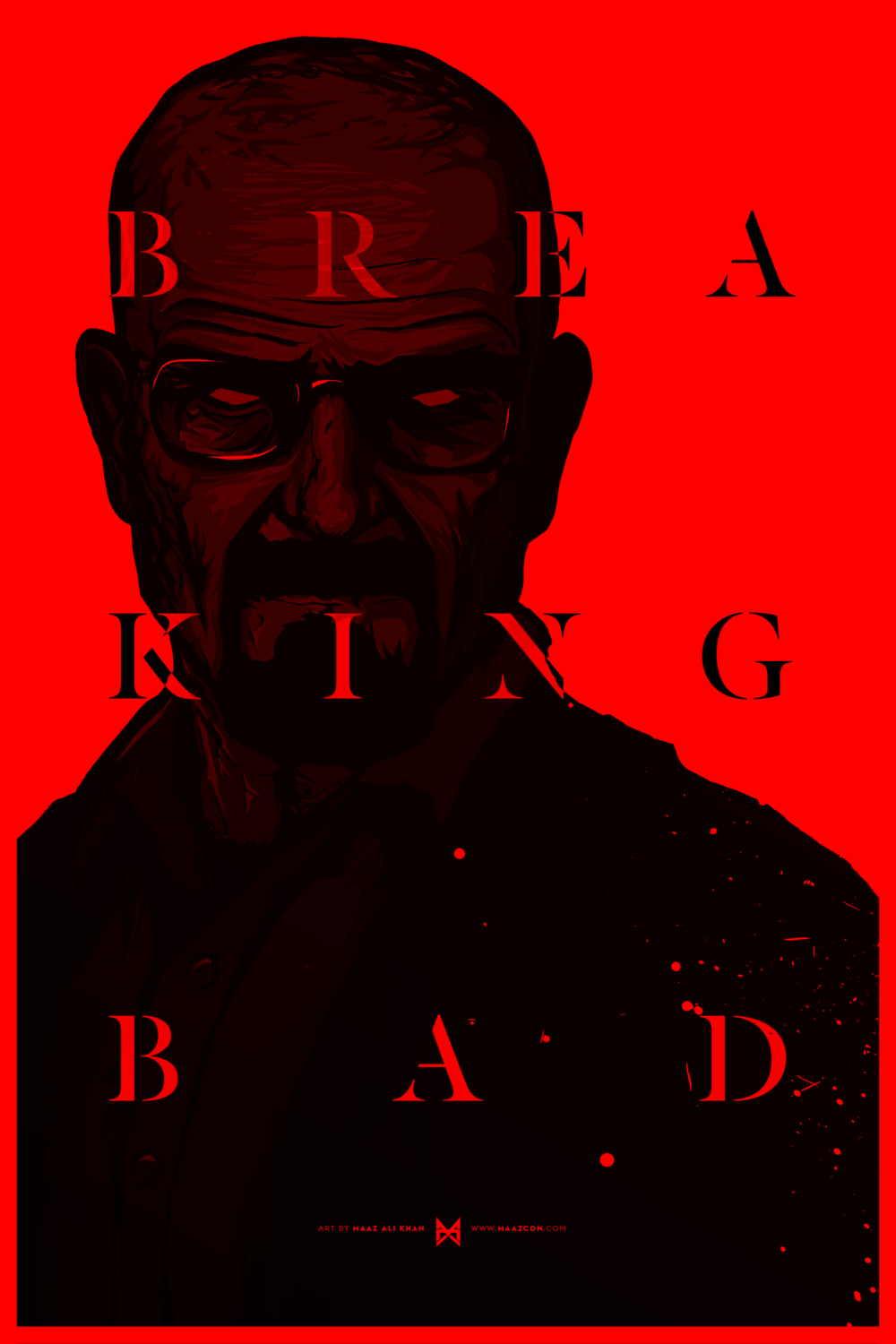 Breaking Bad - Red Design 7.png