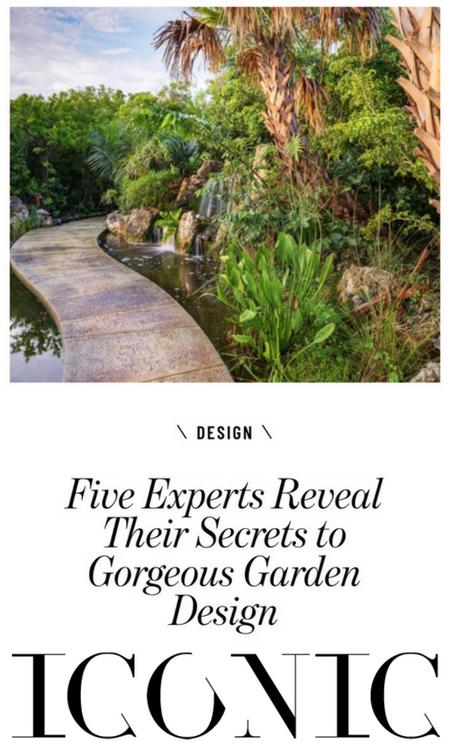 Kimberly Mercurio Landscape Architecture Iconic Magazine