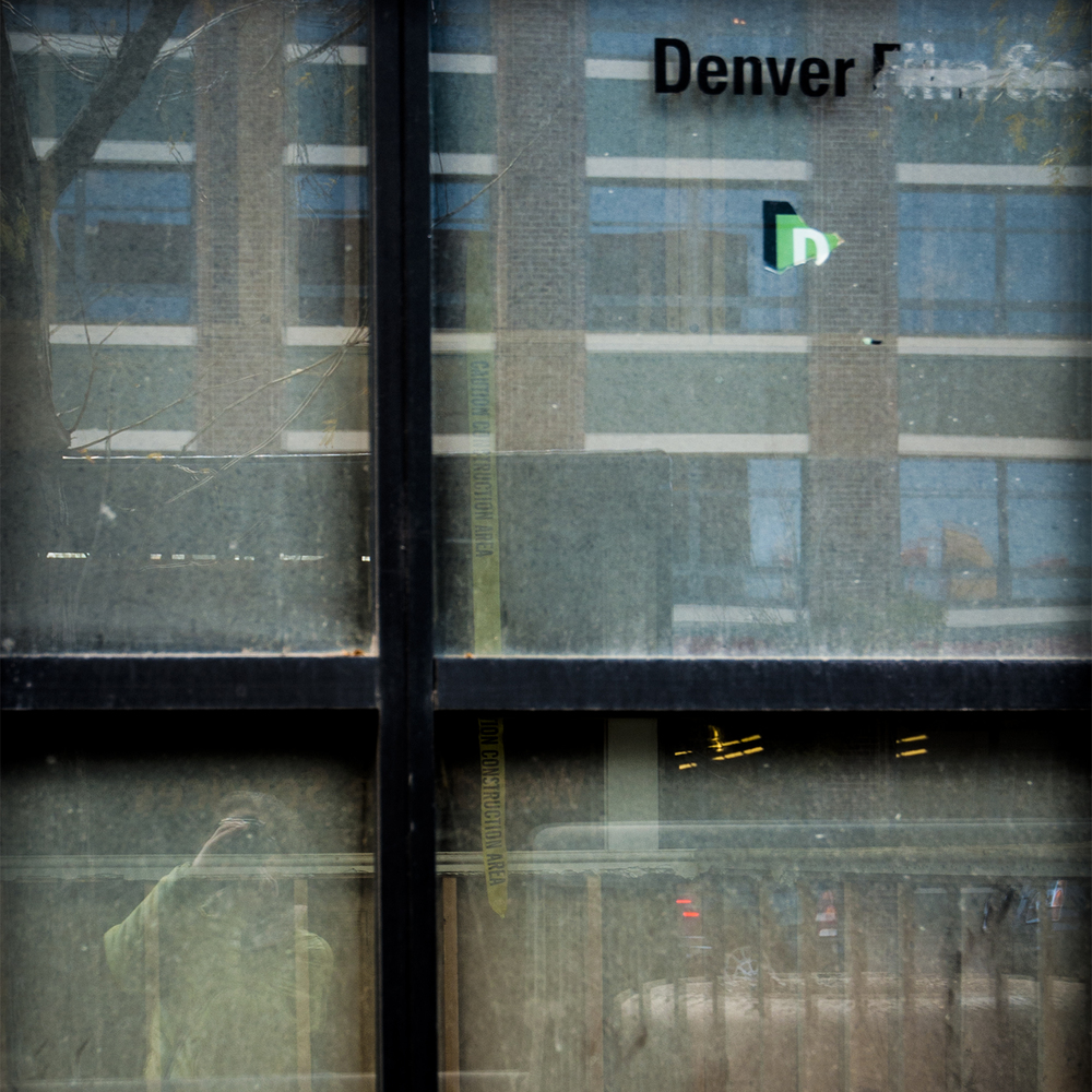 Denver Self Portrait