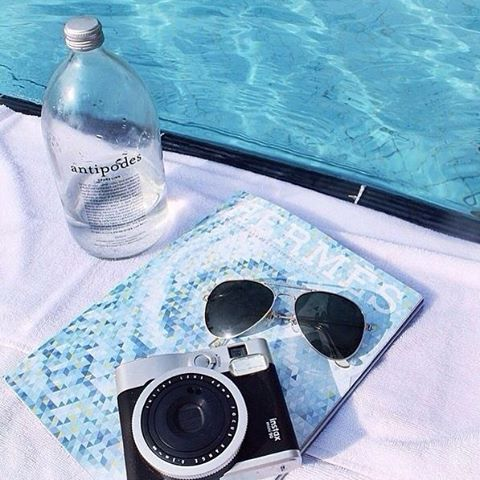 📷 #lazy #days #pool #poolside #blue #water #relax #hydration #sunnies #sunshine #cabanashow