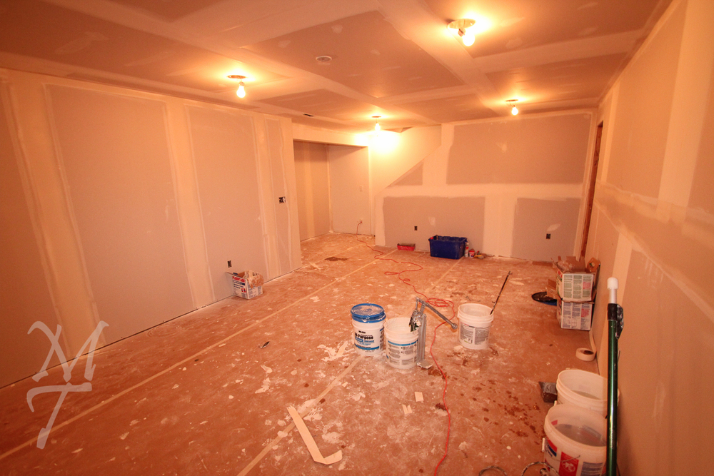 Original basement