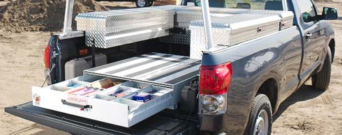 WeatherGuard Truck & Van Equipment