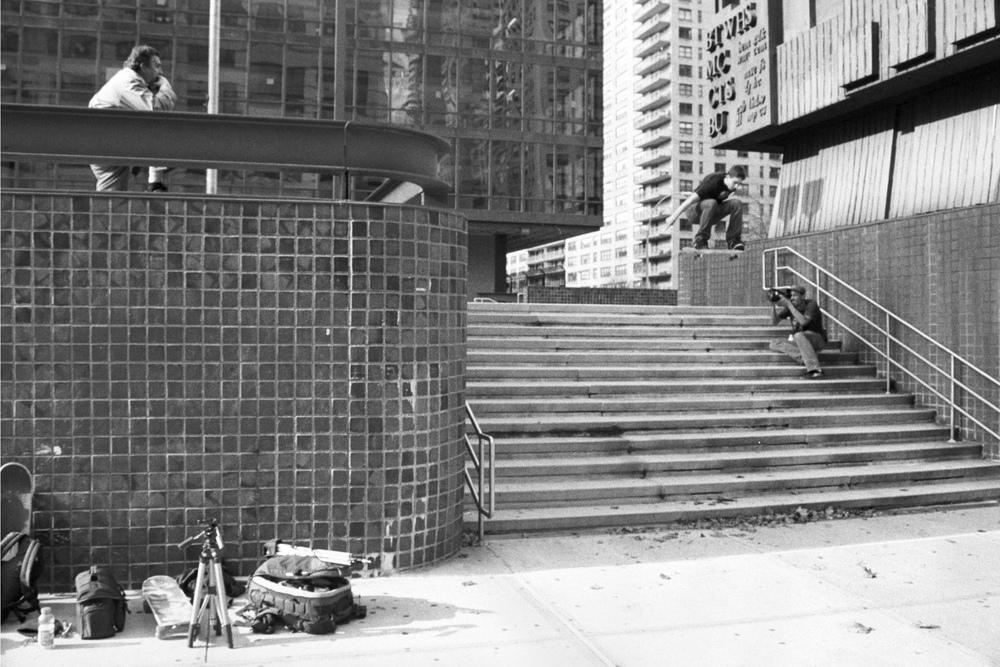 Brendan Leddy / NY, NY