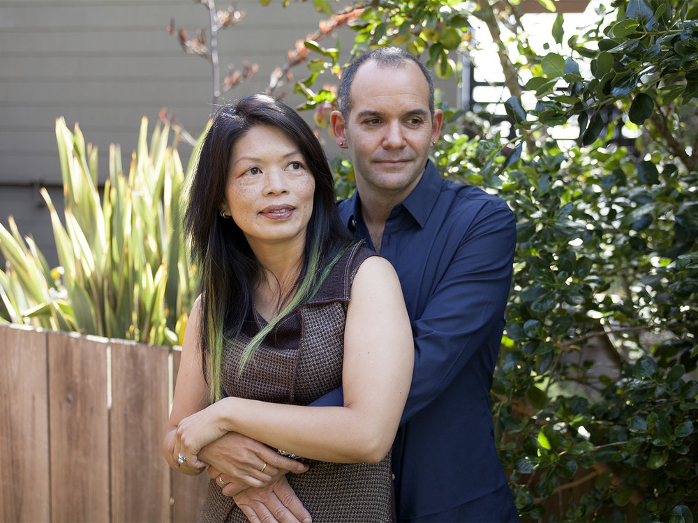 Dr. Pamela Ling and Judd Winick: The New York Times