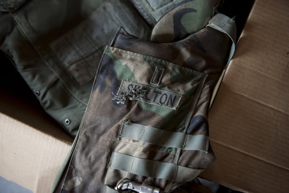 Army Maj. D.J. Skelton: NPR