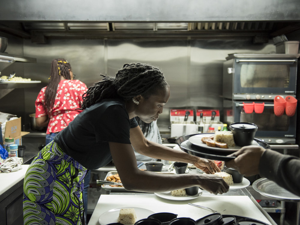Eko Kitchen, Nigerian Pop Up: SF Magazine