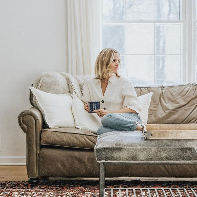Ready to be curled up on the couch with a cup of tea/glass of wine all weekend long. In reality, that probably won't be the case, but a girl can dream, right?  http://liketk.it/2A4an #liketkit @liketoknow.it