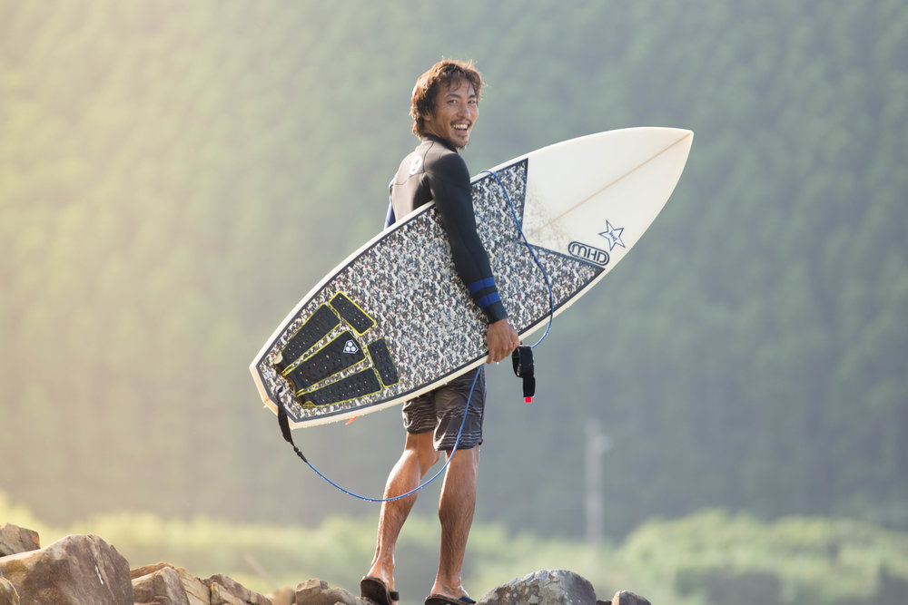 Copy of Miyazaki Surf Guide