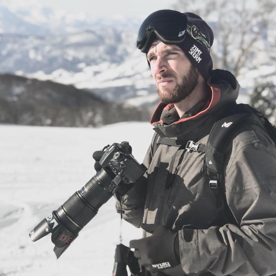 Nagano Ski Photographer