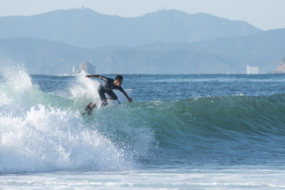 Mountain Swell | Oura Surf Spot