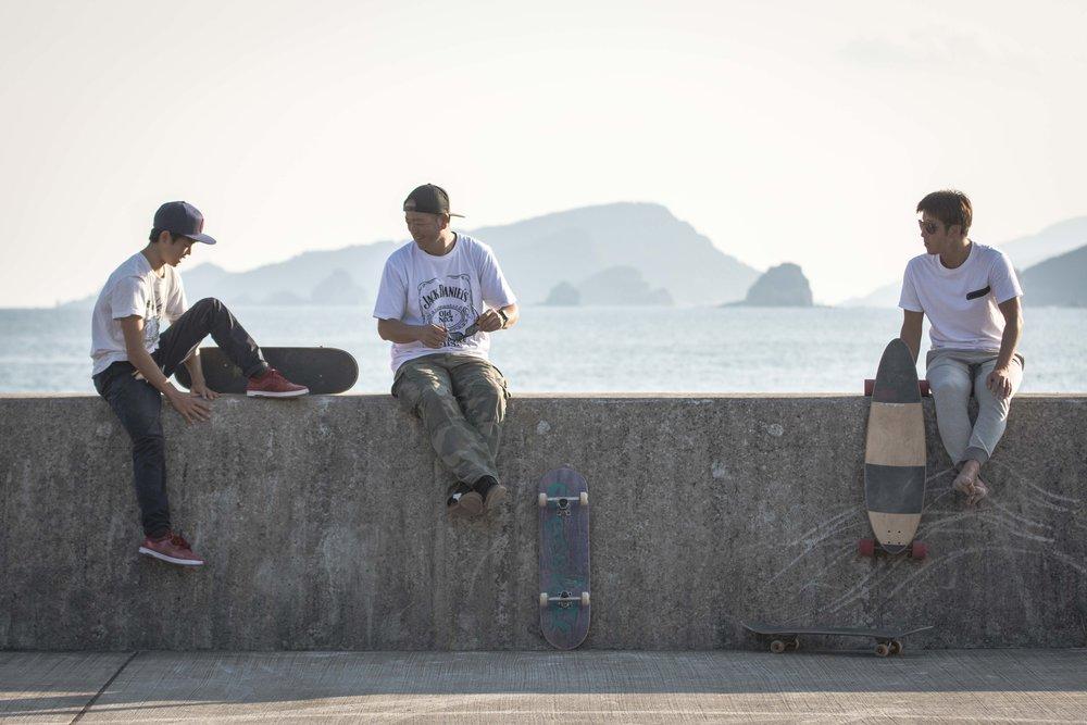 Mountain Swell | Nichinan Skateboard Shoots