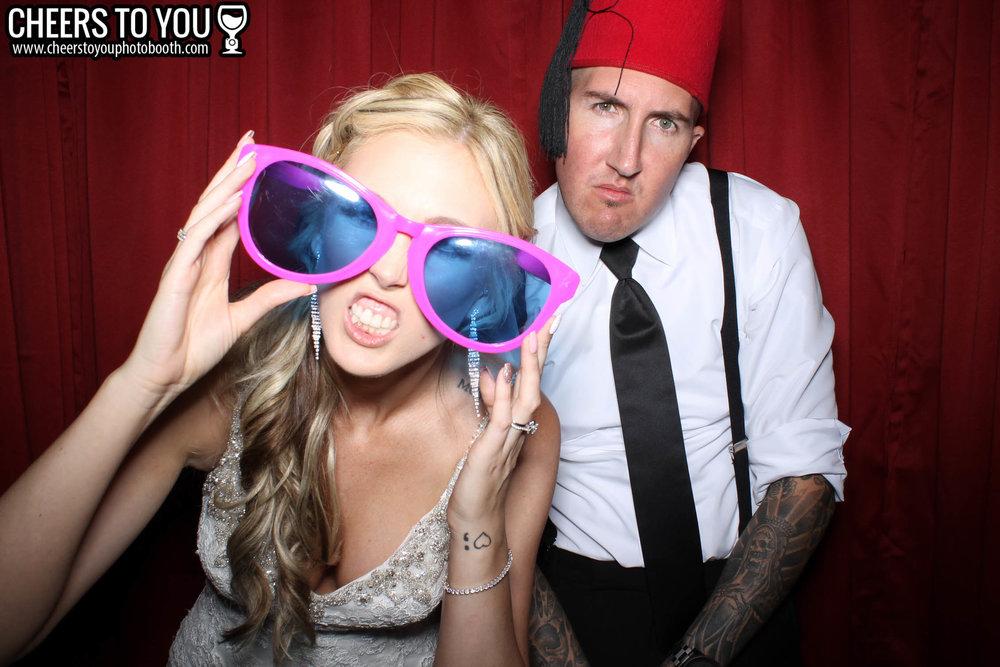 Cheers To You Photo Booth | Huntington Beach, CA | Lauren & Jason's Wedding