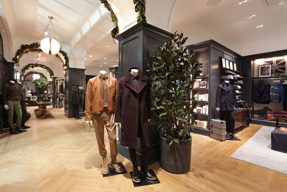 Manhattan Menswear Flagship Store