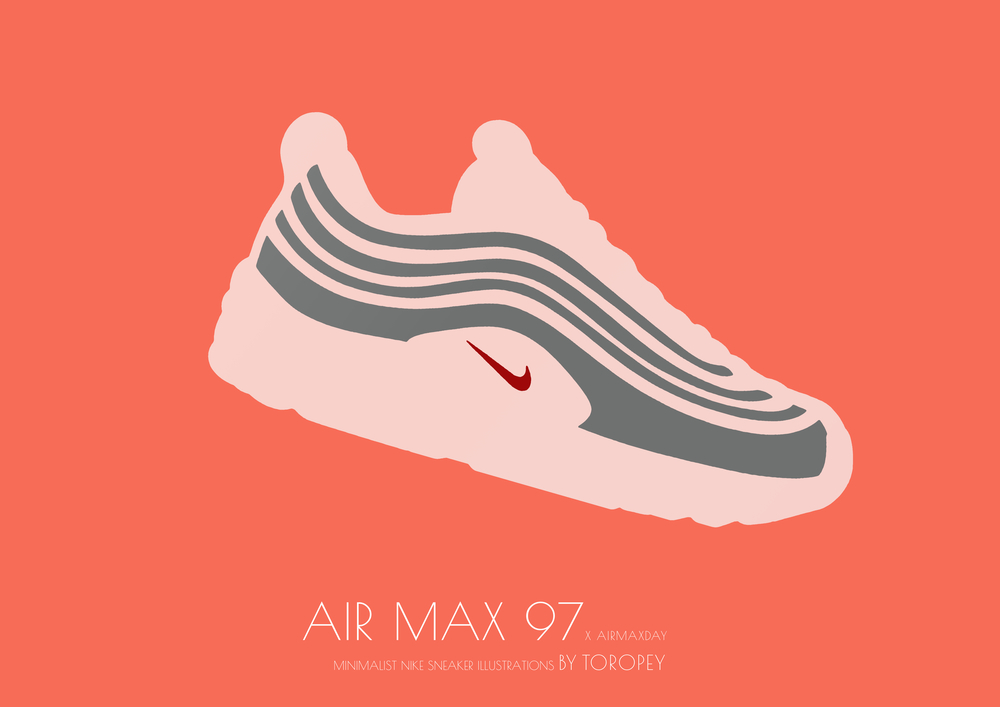 TOROPEY X AIRMAXDAY - AIR MAX 97