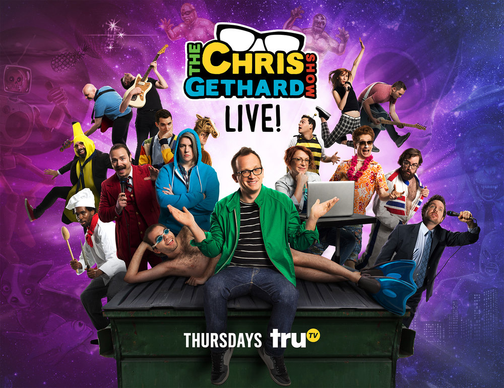 THE CHRIS GETHARD SHOW SEASON 1
