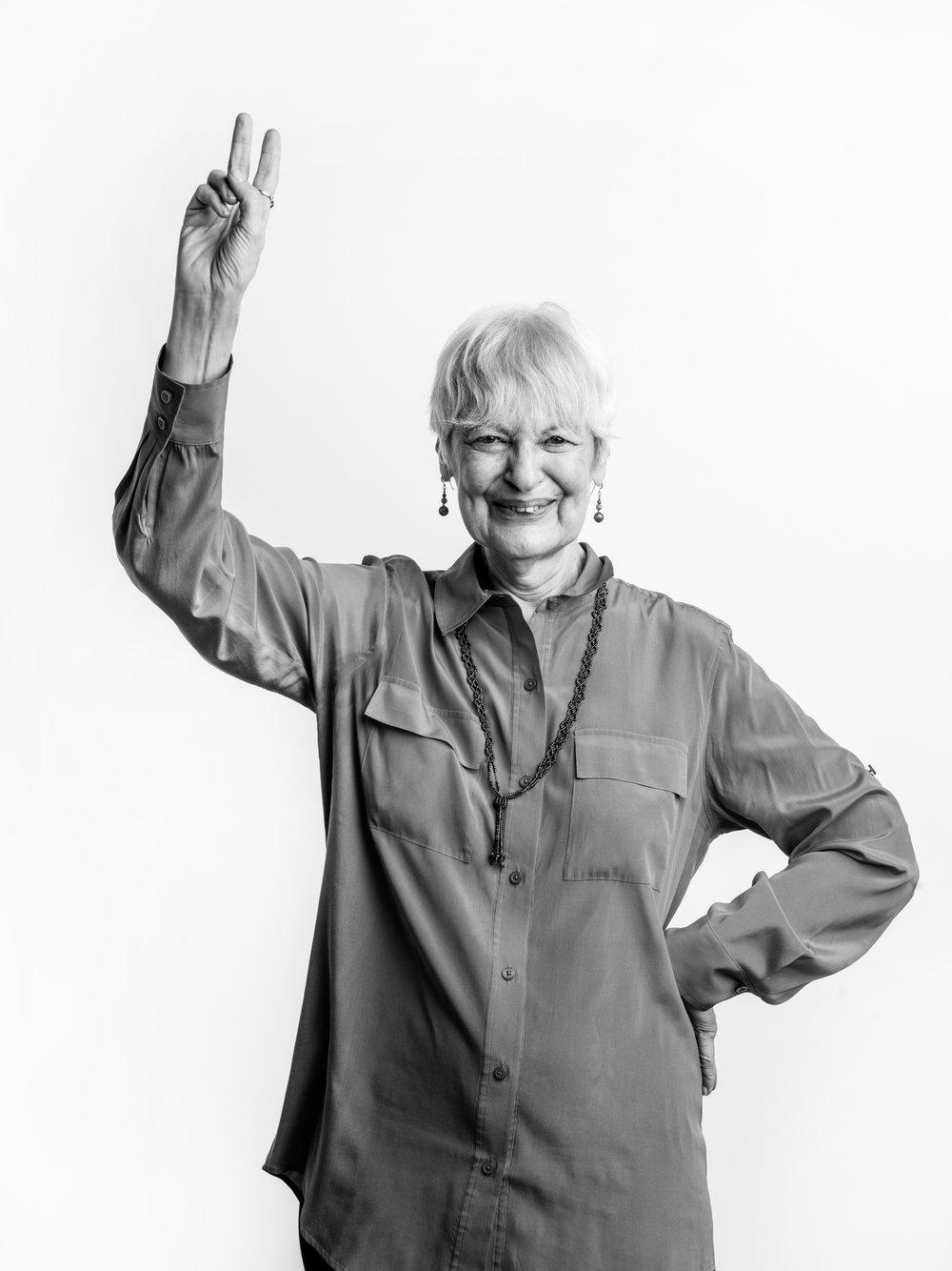 SONIA JAFFE ROBBINS | DEPUTY MANAGING EDITOR, 1975-1986