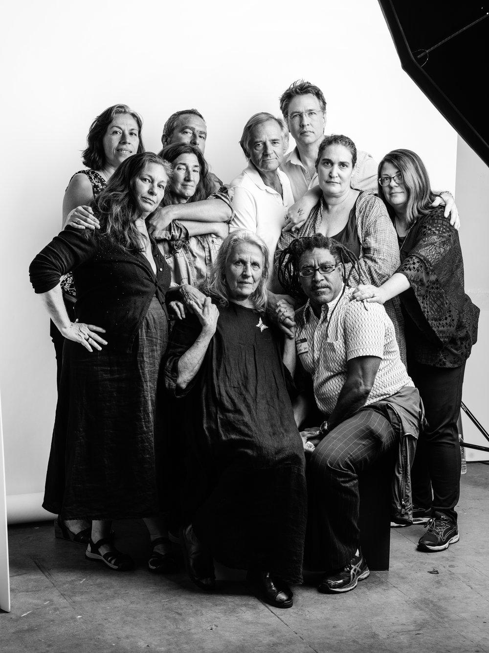 EDNA SUAREZ, LINDA ROSIER, ANDREW LICHTENSTEIN, JAMES HAMILTON, GREG MILLER, MEG HANDLER, CATHERINE MCGANN, SANDRA-LEE PHIPPS, SYLVIA PLACHY, DAVID LEE