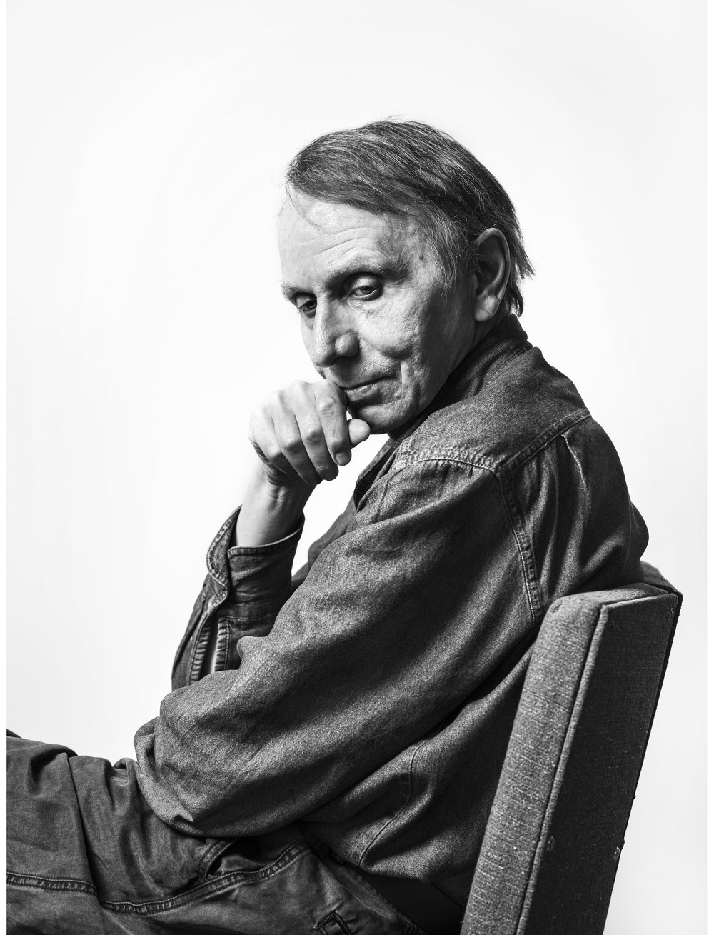 MICHEL HOUELLEBECQ | WRITER