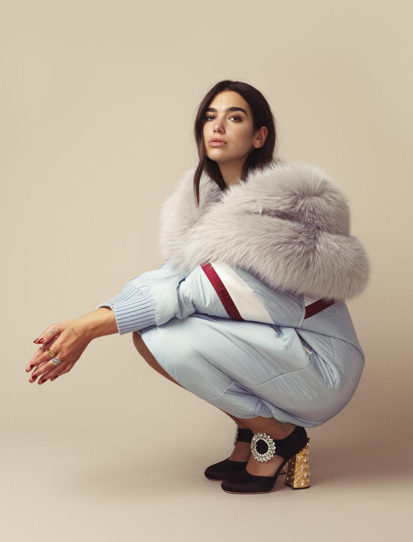 DUA LIPA | SINGER SONGWRITER