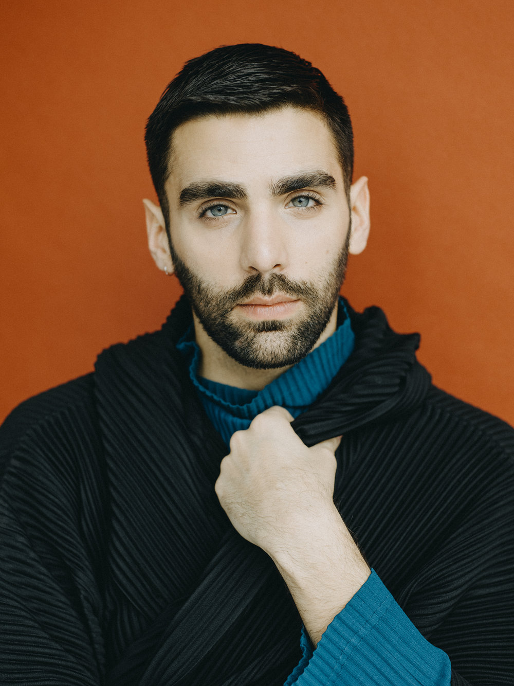 PHILLIP PICARDI   CHIEF CONTENT OFFICER, TEEN VOGUE, @THEM