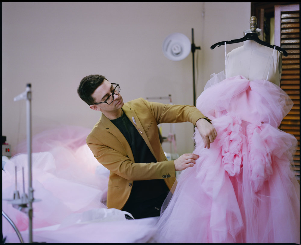 CHRISTIAN SIRIANO | FASHION DESIGNER