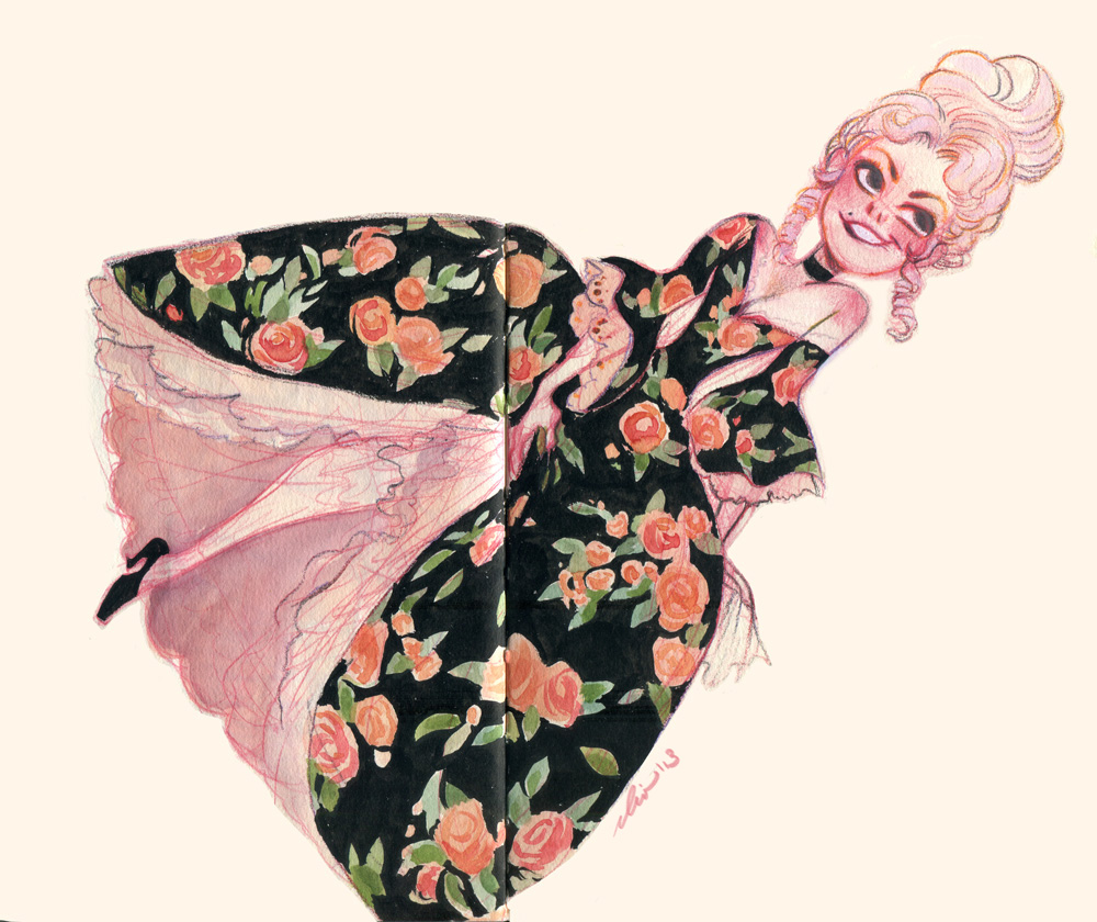 Antoinette-ish