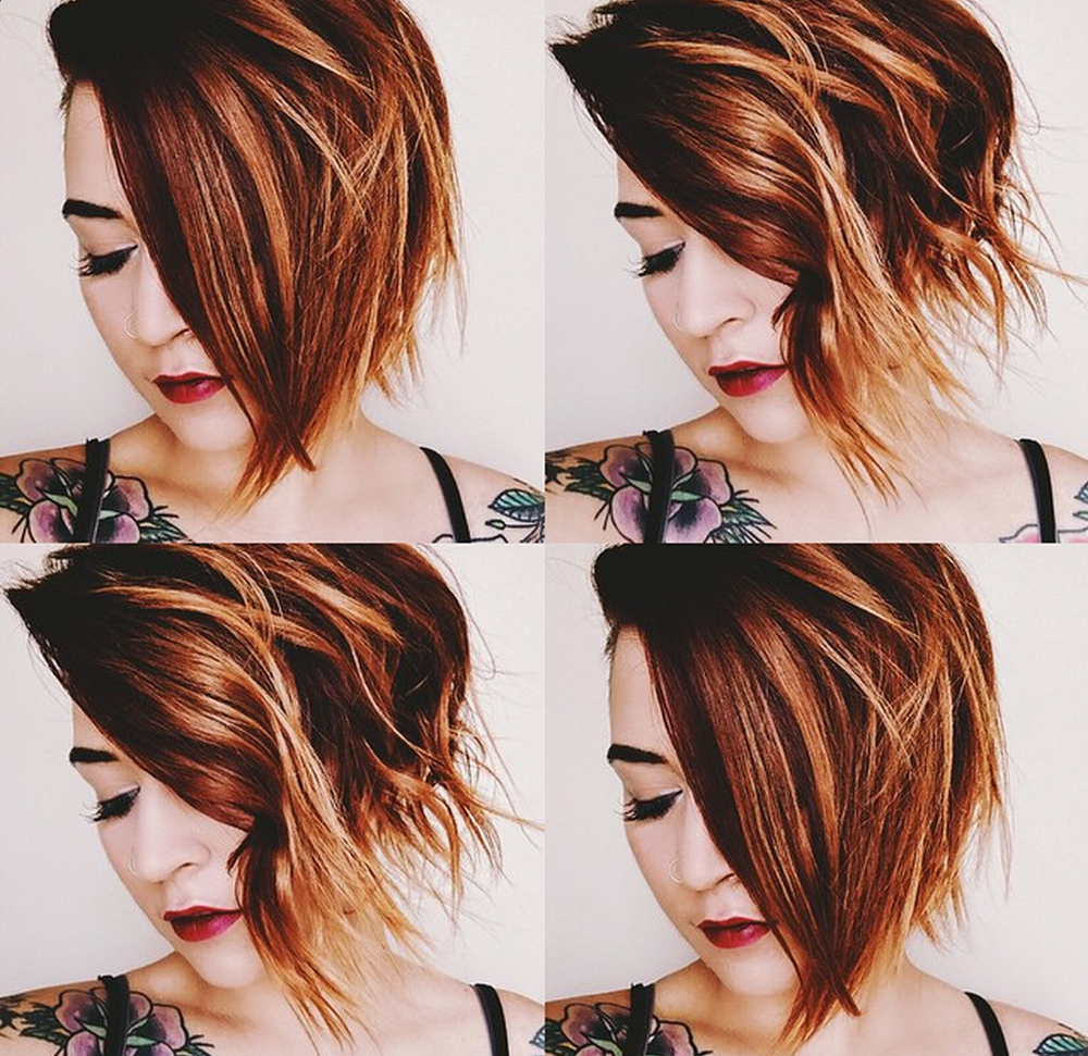 Healthy Hair Styling Tips Girrlscout