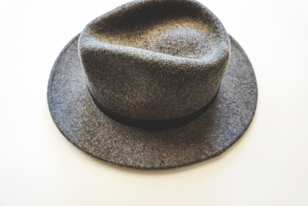 6669071b3da Exhibit A  a beautiful Brixton Messer Fedora (one of the best fedoras I ve  ever owned
