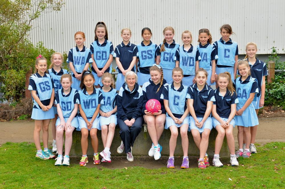 2012 Under 11 Squad