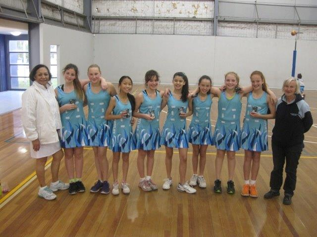 Under 13 Open 2 - runners UP - Fireflies