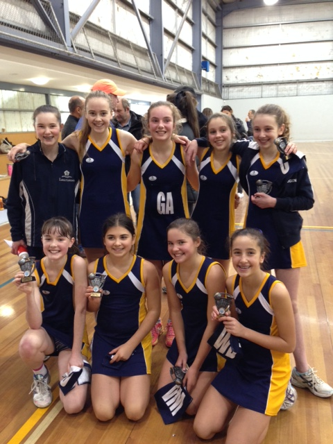 Under 13 open 1 - Premiers - blue bolts