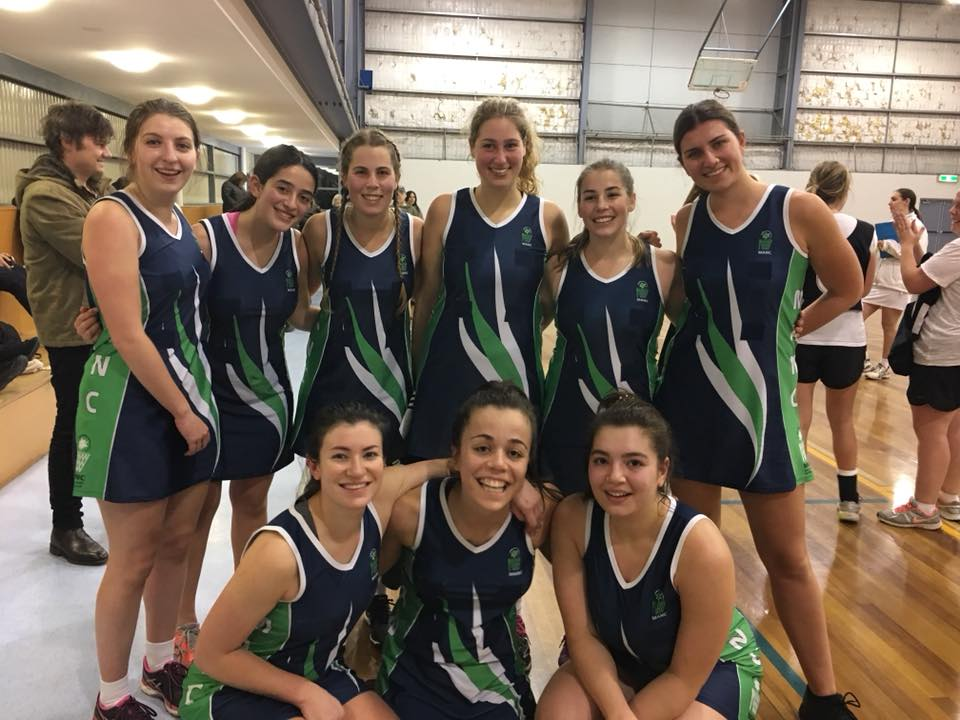 LADIES OPEN 4 - RUNNERS UP - MACCABI JETS