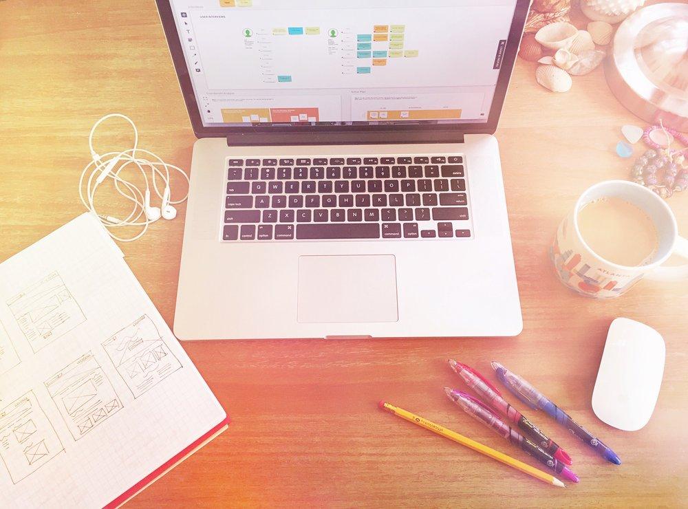 Christine Esoldo Design - My user experience/product design - aka,