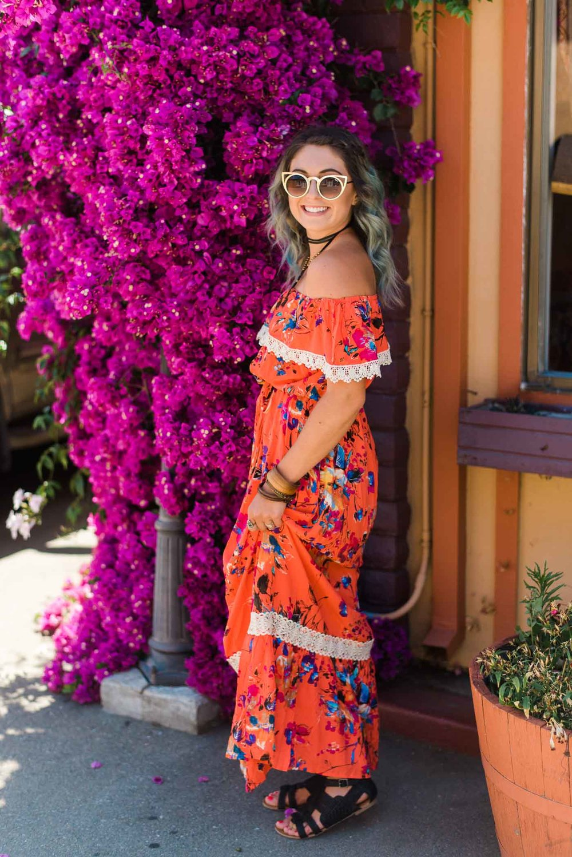 Floral Print Maxi Dress-5.jpg