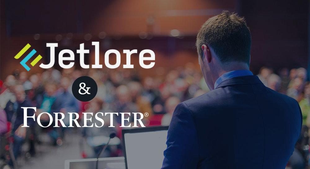 Jetlore & Forrester Webinar: Setting New Standards for Customer Engagement