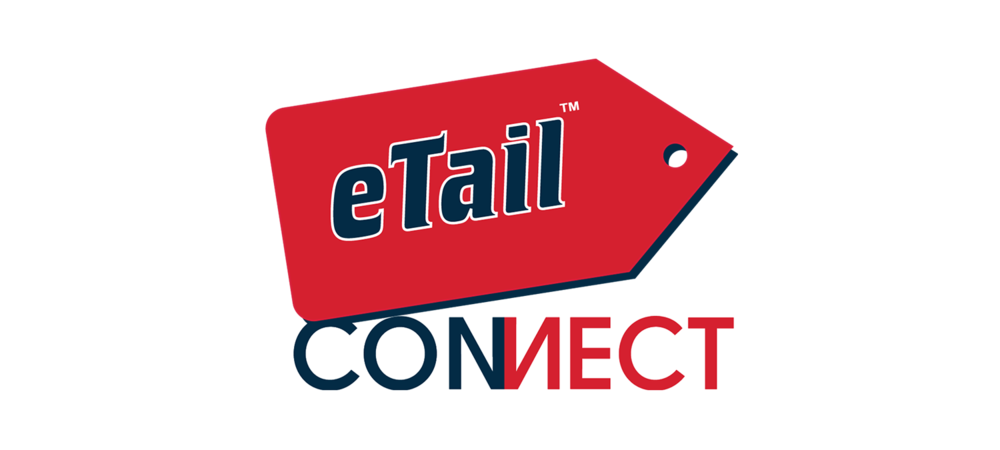 """Logo for eTail Connect 2017, where Jetlore VP Sales Chris Feroli presented a discussion titled """"Breaking all the Rules with Artificial Intelligence"""""""