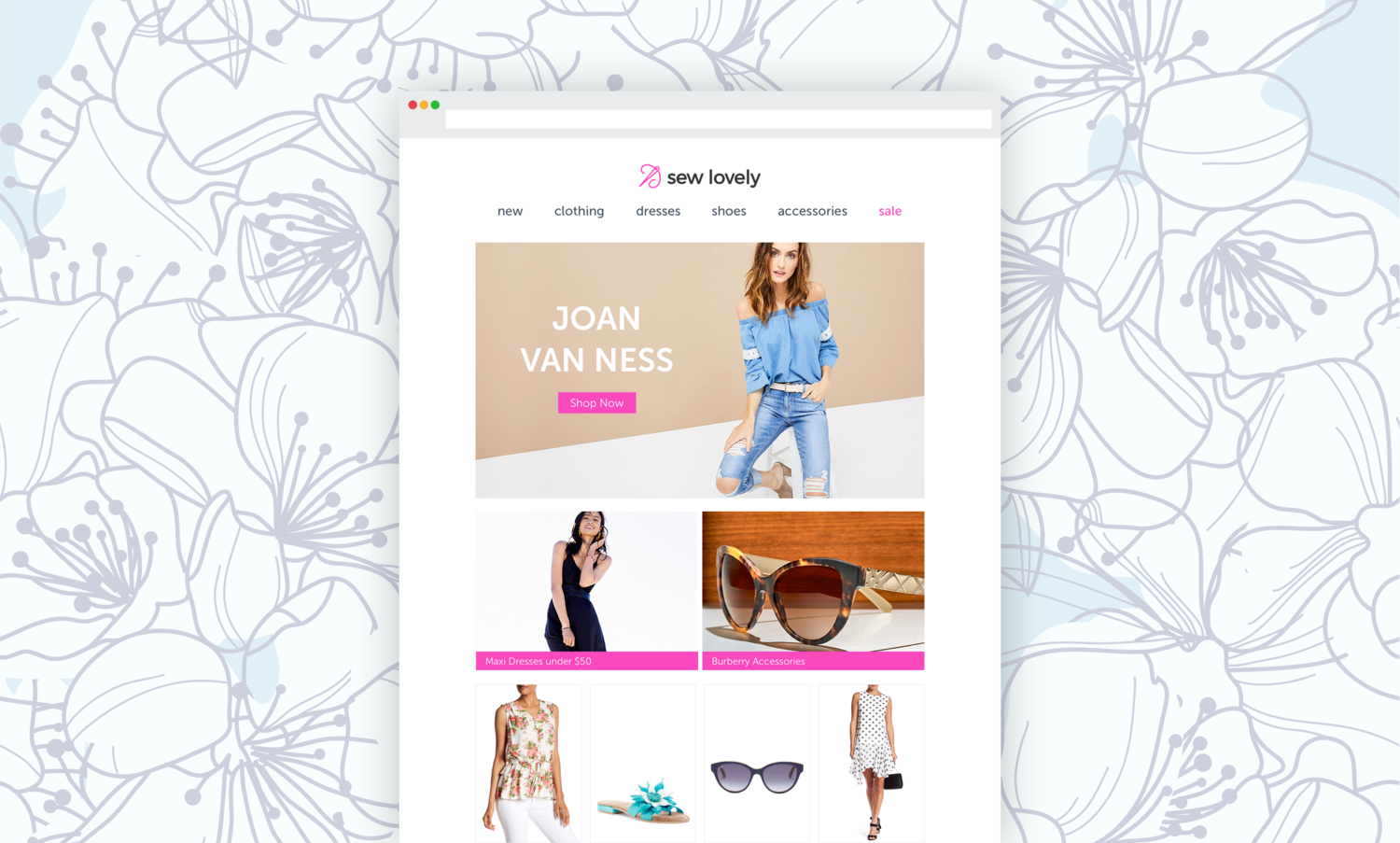 Powering Relationship Commerce For Retailers Maxi Lovly Sqaa Best Practices B2c Landing Pages