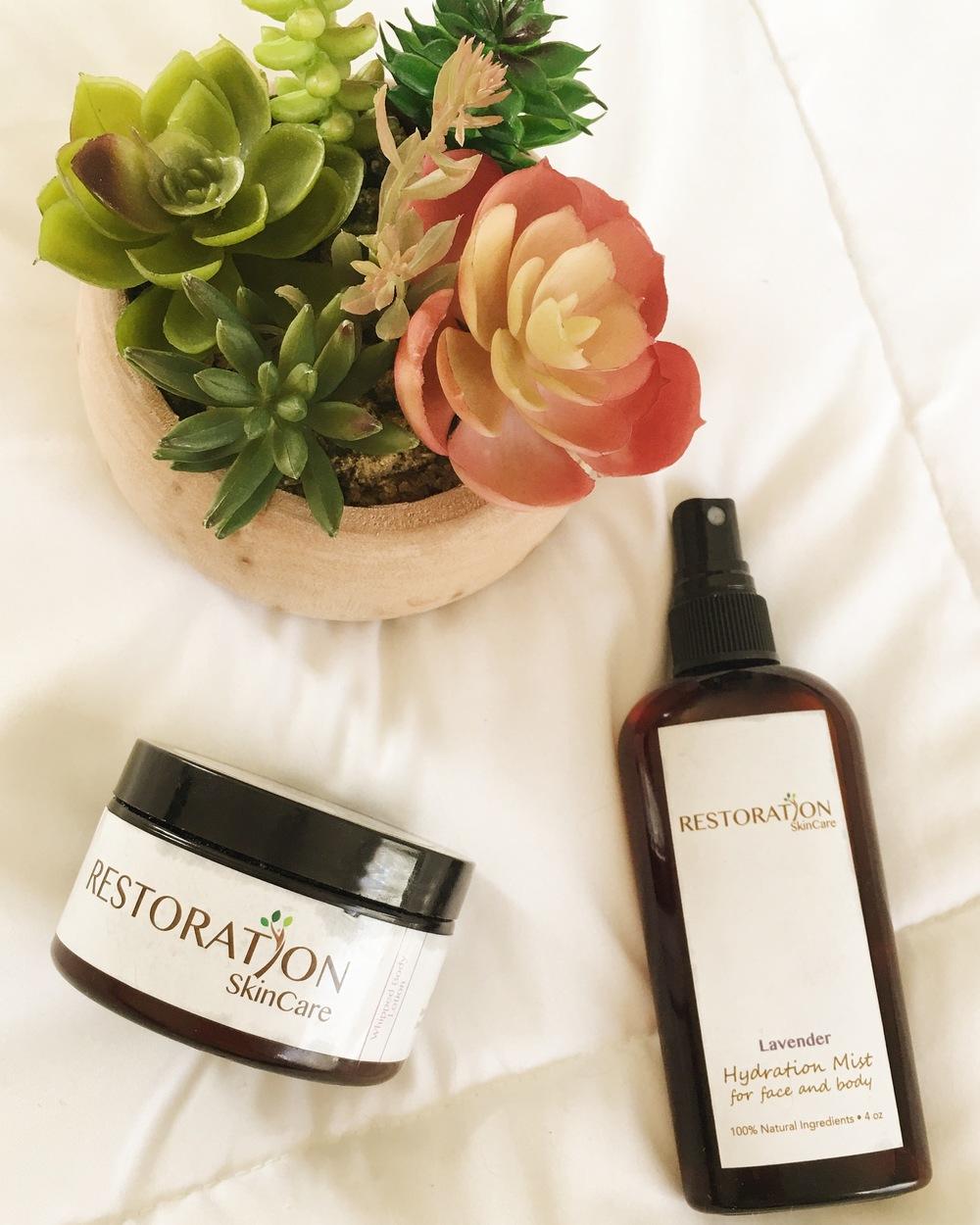 restoration skincare