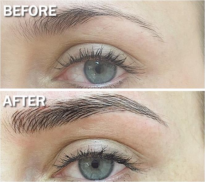 Eyebrow Microblading Blush Beauty Room