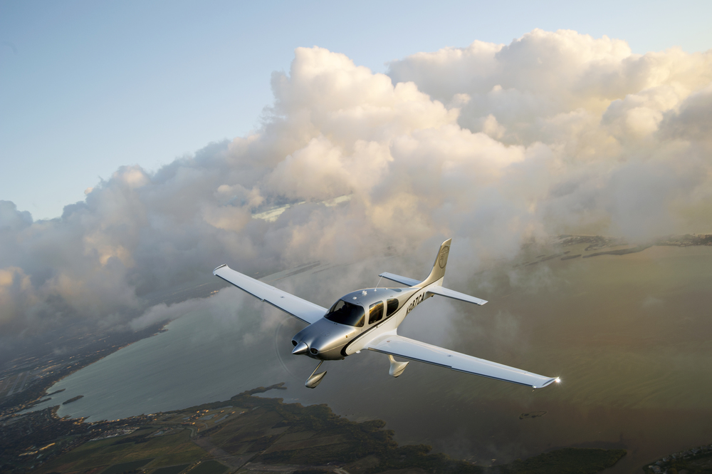 Cirrus Aircraft at our flight school