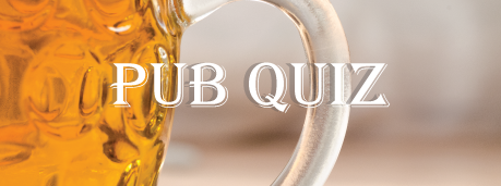 Quiz Nights — Shakespeare Pub